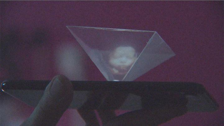 La ecografía 5D ya está aquí y llega en forma de holograma