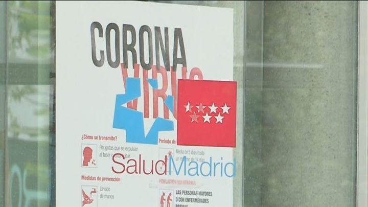 Madrid notifica 108 nuevos casos de Covid y 12 fallecidos