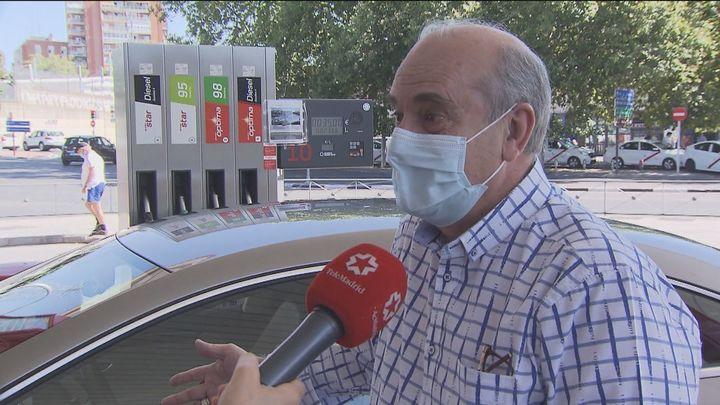 Salida de vacaciones con los carburantes por las nubes y la gasolina a más de 1,40 euros por litro