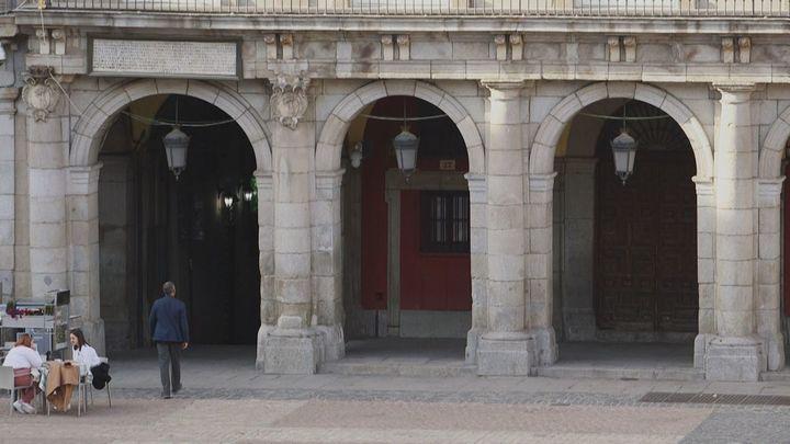 La historia de los curas asesinos del Callejón del infierno en la Plaza Mayor