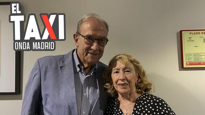 El Taxi de Rafael y Maribel. Historias de 50 años