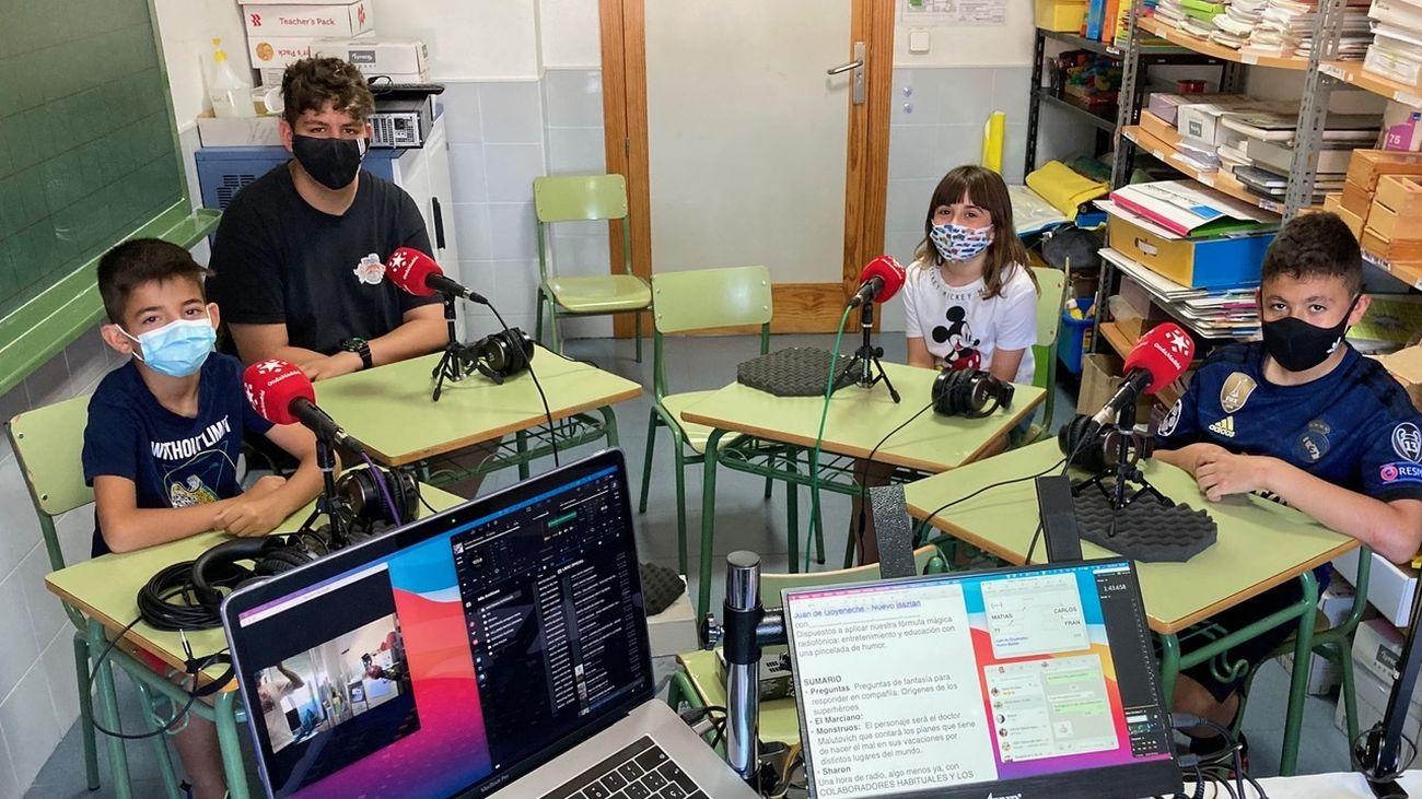 La Radio del Cole: Juan de Goyeneche, Nuevo Baztán 17.07.2021