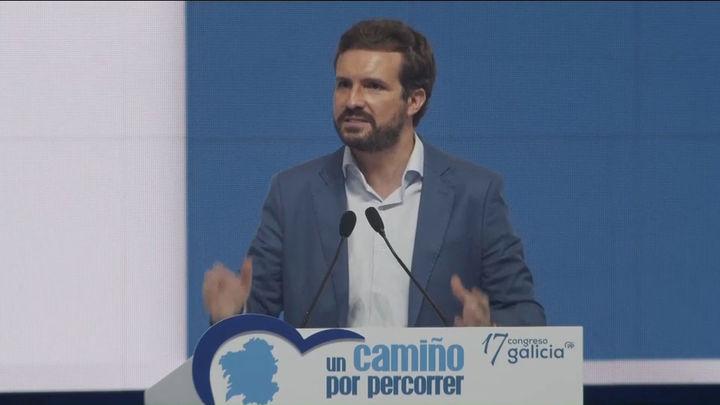 Casado acusa a Sánchez que aprovecharse de la pandemia para incrementar su poder