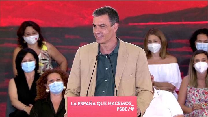 """Sánchez propone que el 40 Congreso defina al PSOE como un partido """"ecologista y feminista"""""""