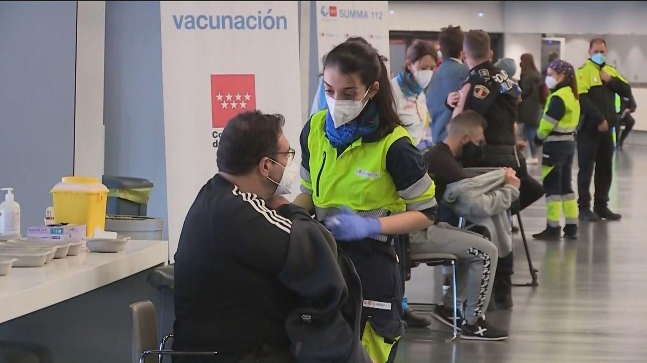Madrid notifica 1.539 casos, 976 de las últimas 24 horas con 4 fallecidos
