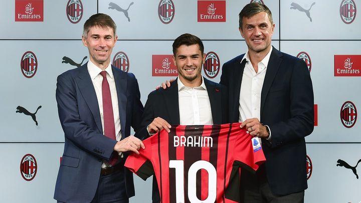 El Real Madrid cede a Brahim al Milan otras dos temporadas