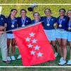 Madrid, campeón del Interautonómico Absoluto Femenino de golf