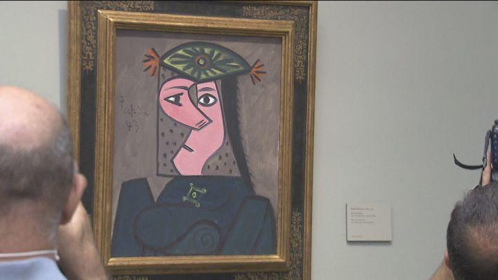 Picasso vuelve al Prado flanqueado por Velázquez y El Greco