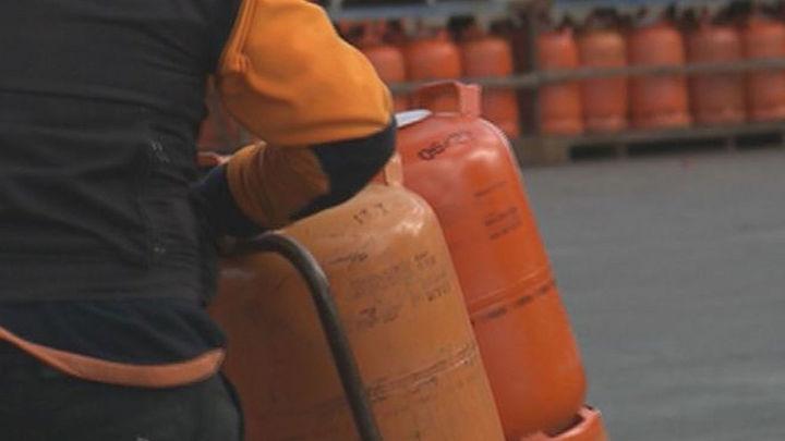 Repartidor de gas butano... y también ladrón en Galapagar y Collado Villalba