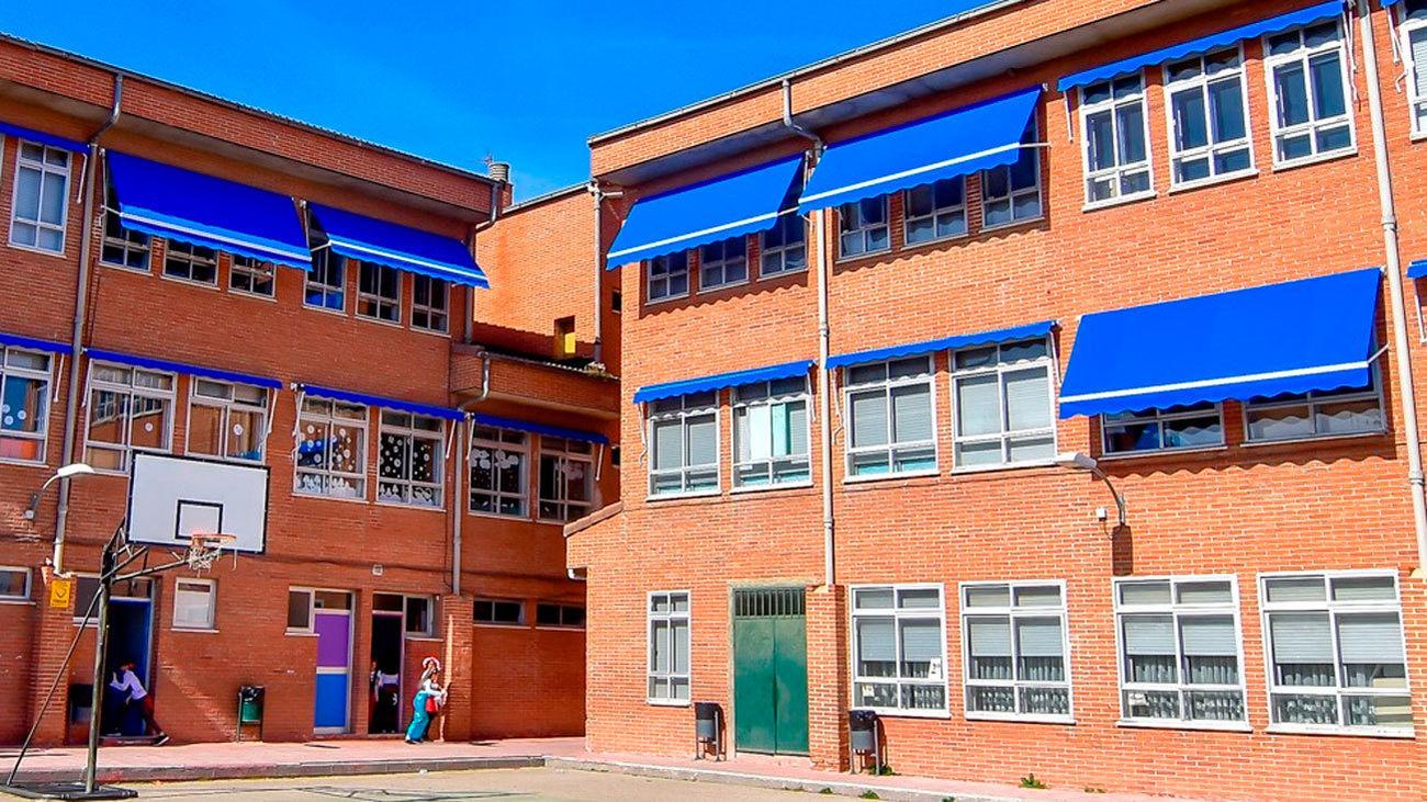 El alcalde de Torrejón de Ardoz pide ayuda al Gobierno y a la Comunidad para renovar los colegios públicos