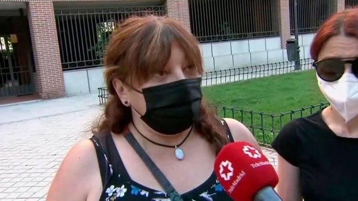 """La madre de Isacc pide  que """"caiga todo el peso de la ley"""" sobre los asesinos de su hijo"""