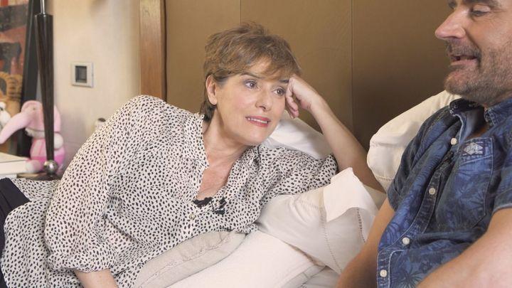 Anabel Alonso habla de su 'salida del armario' y de cómo lleva su maternidad