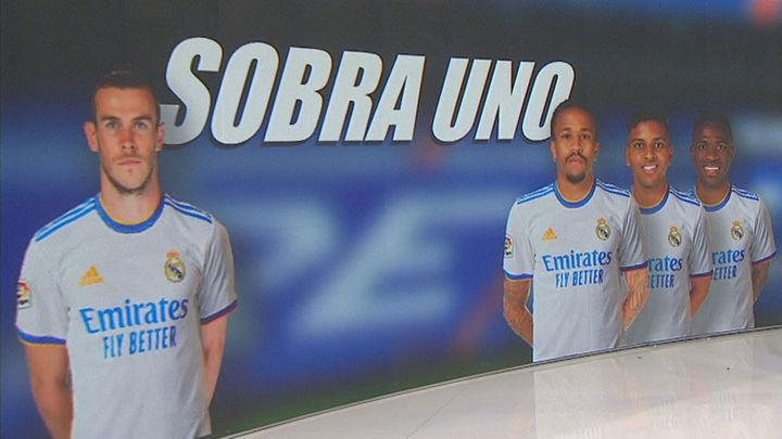 El Real Madrid medita rescindir el contrato de Bale porque le sobra un extracomunitario