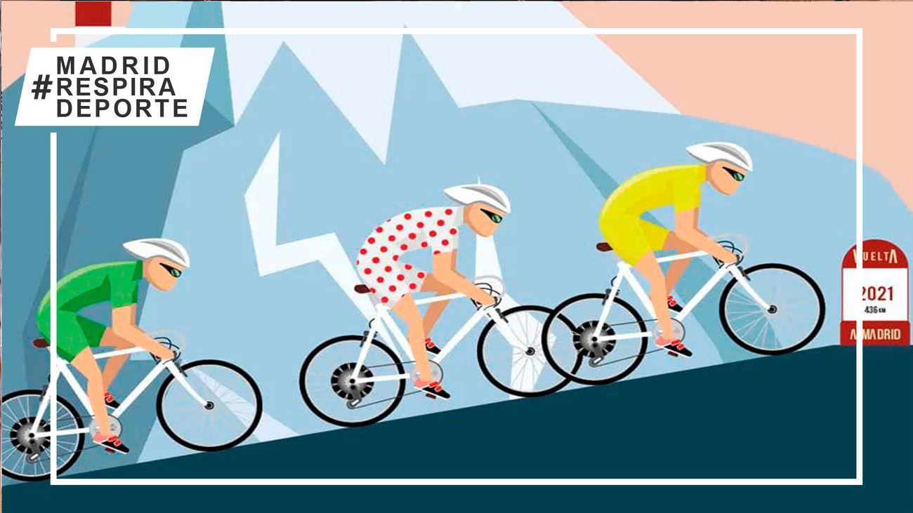 Vuelta ciclista a Madrid sub'23