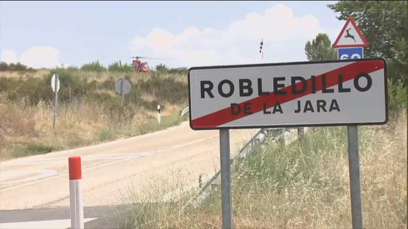 Cartel de Robledillo de la Jara