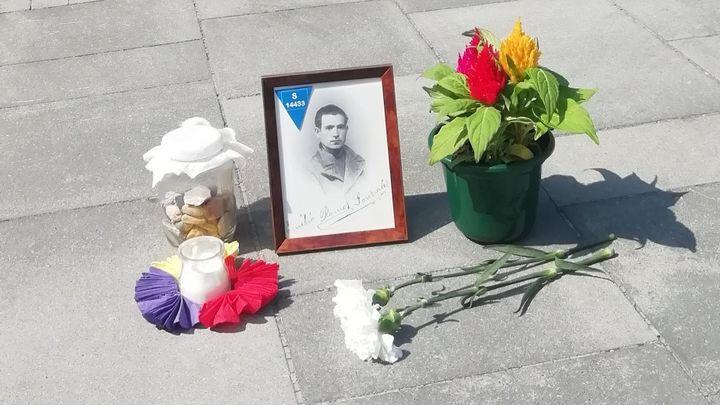 Emilio, el vecino de Carabanchel víctima de los nazis