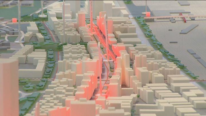 Arranca la urbanización de Madrid Nuevo Norte
