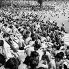 La piscina del Parque Sindical de Madrid cumple 63 años
