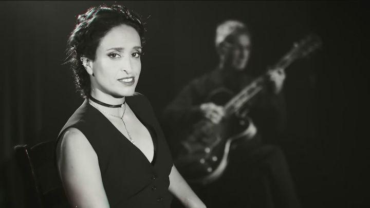 Noa presenta 'Afterallogy' y rinde homenaje a los grandes del jazz