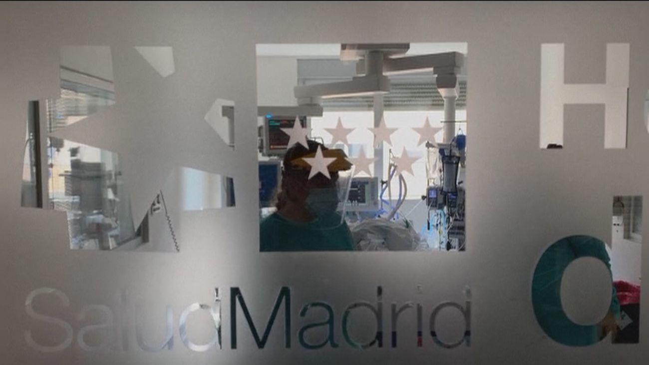 Madrid incrementa sus positivos por Covid con 4.094 contagios y 5 defunciones en 24 horas
