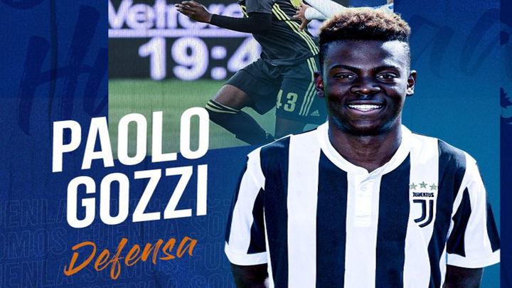 Paolo Gozzi llega al Fuenlabrada cedido por el Juventus