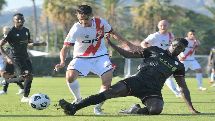 2-2. Andrés Martín hace reaccionar al Rayoante el Al-Shabab