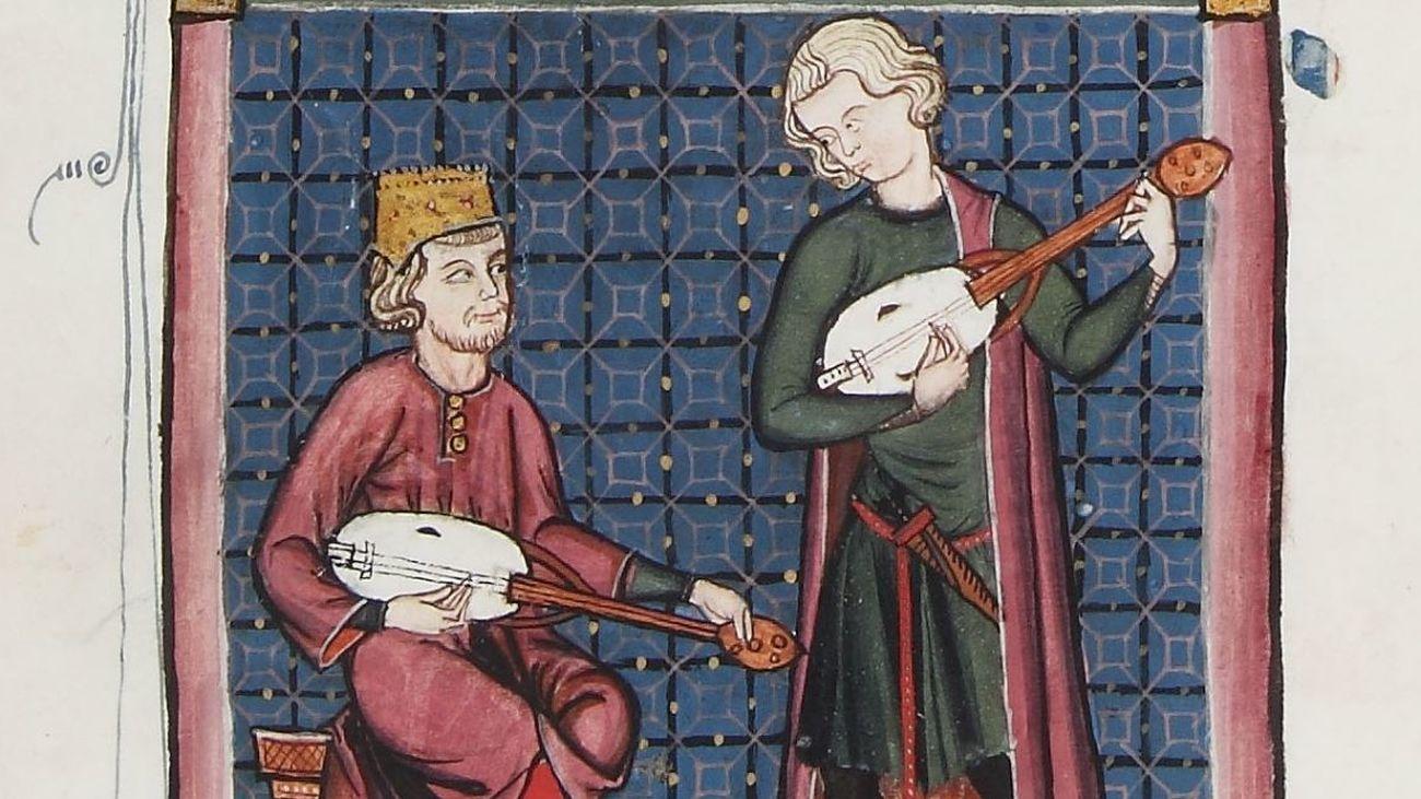 Cantigas de Alfonso X