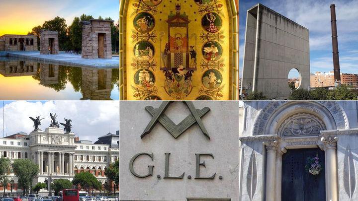 Viaje por el Madrid de los masones
