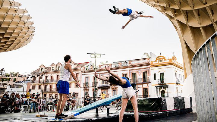 Festaclown, la fiesta del circo en Rivas del 3 al 5 de septiembre