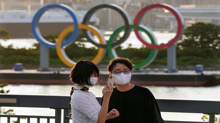 Un día para la inauguración de los Juegos Olímpicos