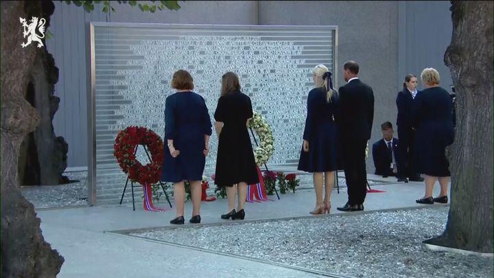 Diez años de la matanza de Utoya: Noruega homenajea a las 77 víctimas y el autor no se arrepiente