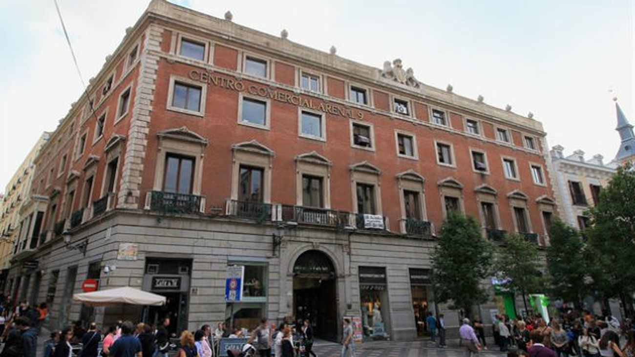 Palacio del Marqués de Gaviria en Madrid