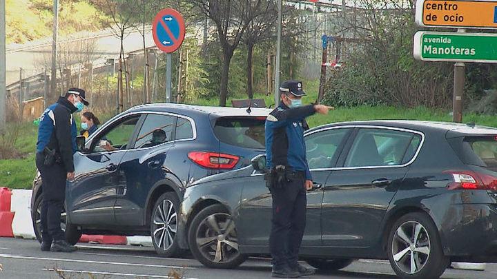 Madrid estudiará la suspensión de 33.000 expedientes sancionadores por el estado de alarma