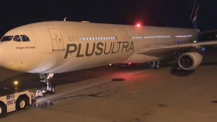 Un juzgado suspende el rescate de la aerolínea Plus Ultra y le da 5 días para justificarlo