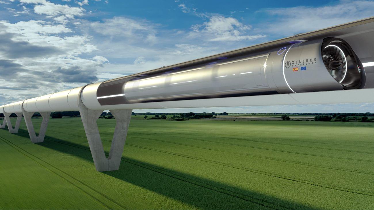 Zeleros consigue un importante impulso para su proyecto de tren hyperloop