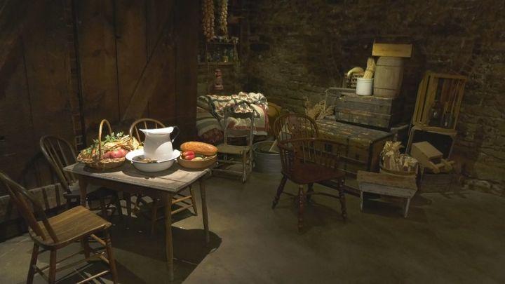 Museo Kelton House, casa donde se refugiaron cientos de esclavos que buscaban la libertad