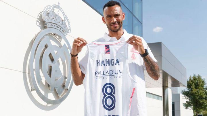 El Real Madrid hace oficial el fichaje del exbarcelonista Hanga