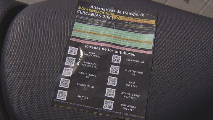 Cinco líneas de Cercanías Madrid, con cambios desde este sábado por la obras del túnel de Recoletos