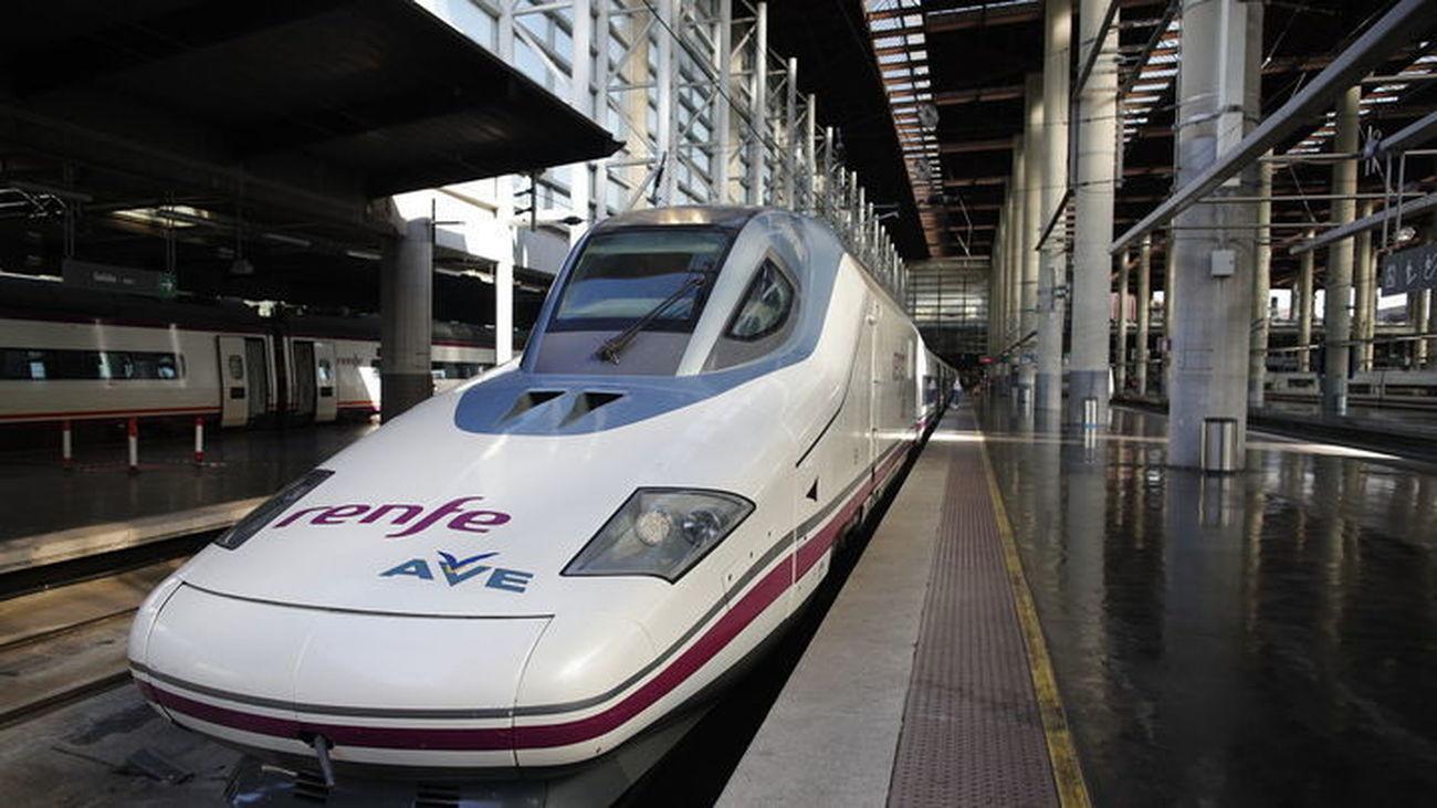 El AVE entre Madrid y Barcelona recuperó en verano las cifras de viajeros previas a la pandemia