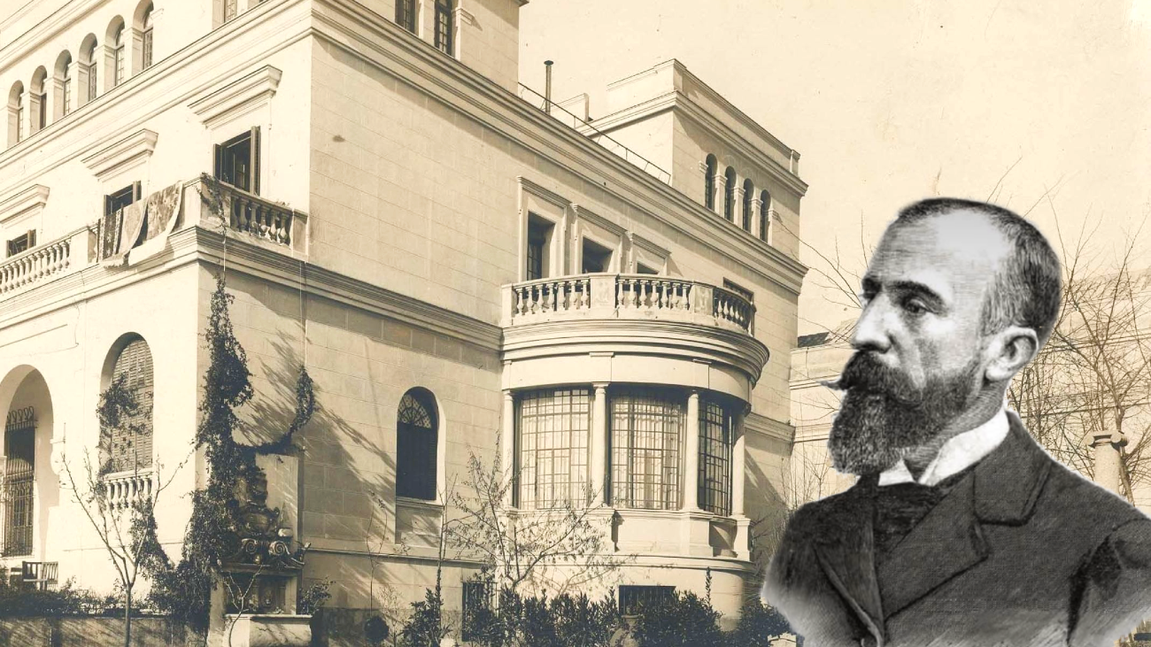 Enrique María Repullés y Vargas