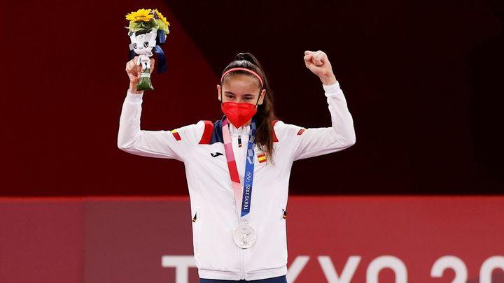 Así es Adriana, la joven alcalaína que ya ha hecho historia con su plata en Tokio 2020