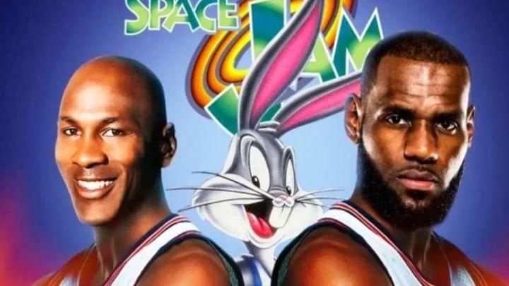 'Space Jam' llena de estrellas de la NBA el cine