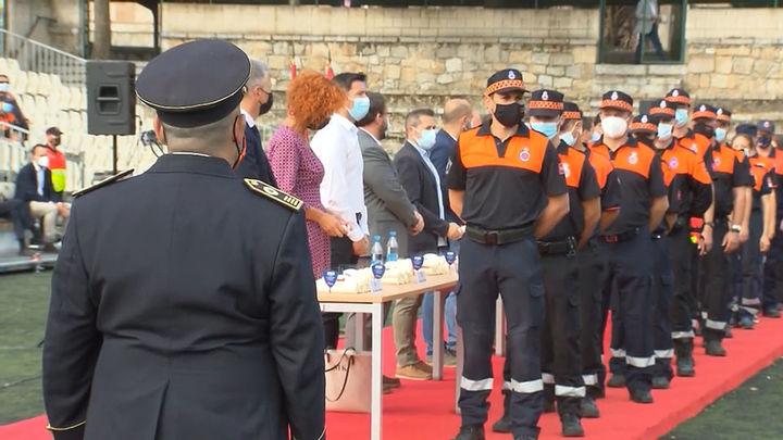 Protección Civil se refuerza con un 17% más de efectivos en Madrid