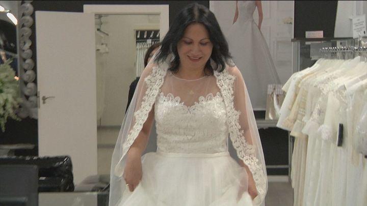 Vuelven las bodas con aumento de reservas y ventas de moda nupcial