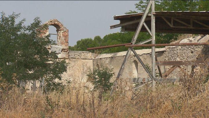La ermita de Santorcaz, una joya del gótico desconocida y en estado de abandono