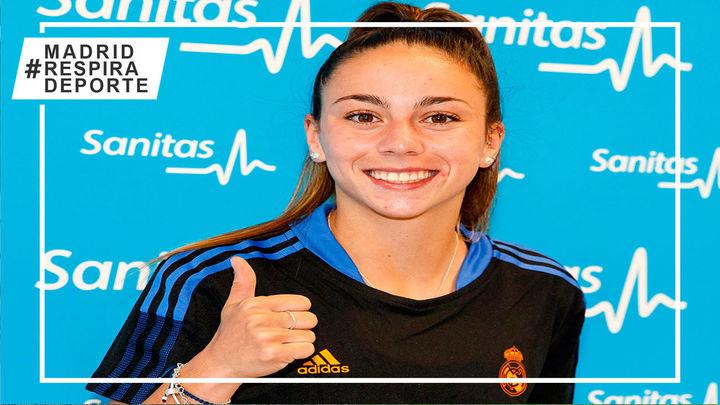 Athenea ficha por el Real Madrid procedente del Deportivo
