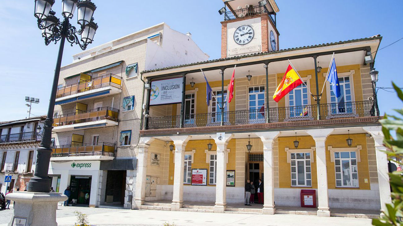 Ayuntamiento de Morata de Tajuña