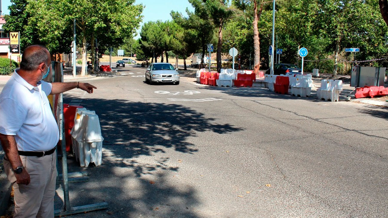 Ciudad 10 de Alcalá de Henares tendrá una nueva glorieta
