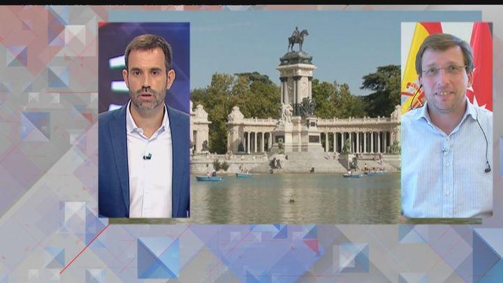 """Almeida sobre el reconocimiento de Madrid como Patrimonio Mundial: """"Para el turismo es un reclamo de primera"""""""