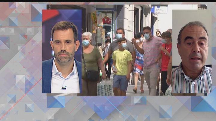 ¿Siguen llevando la mascarilla los madrileños un mes después de su no obligatoriedad en exteriores?